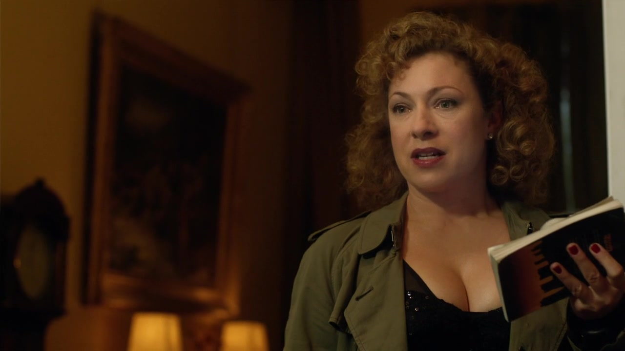 Why I love River Song – 10 years of River Song