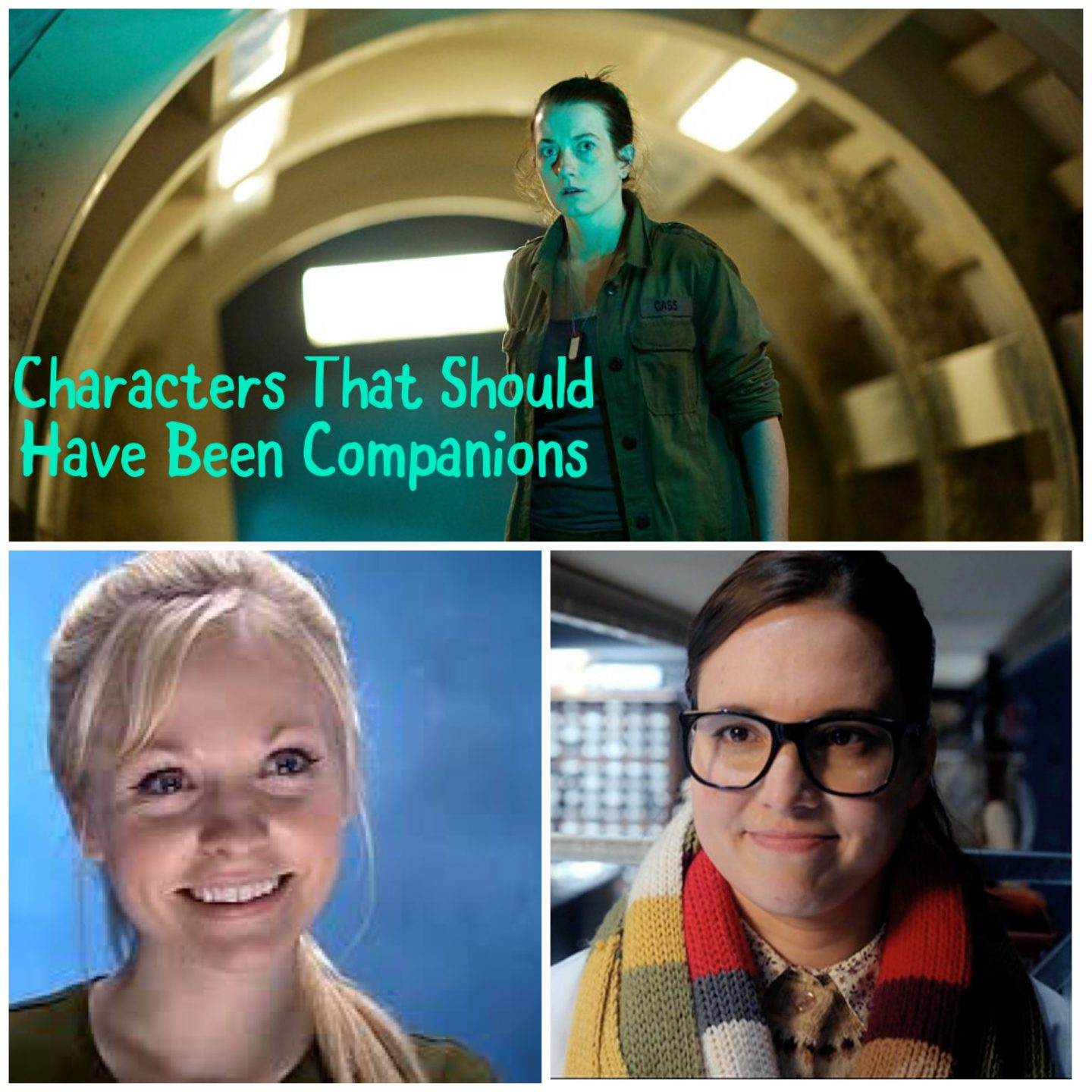 Characters that should have been companions