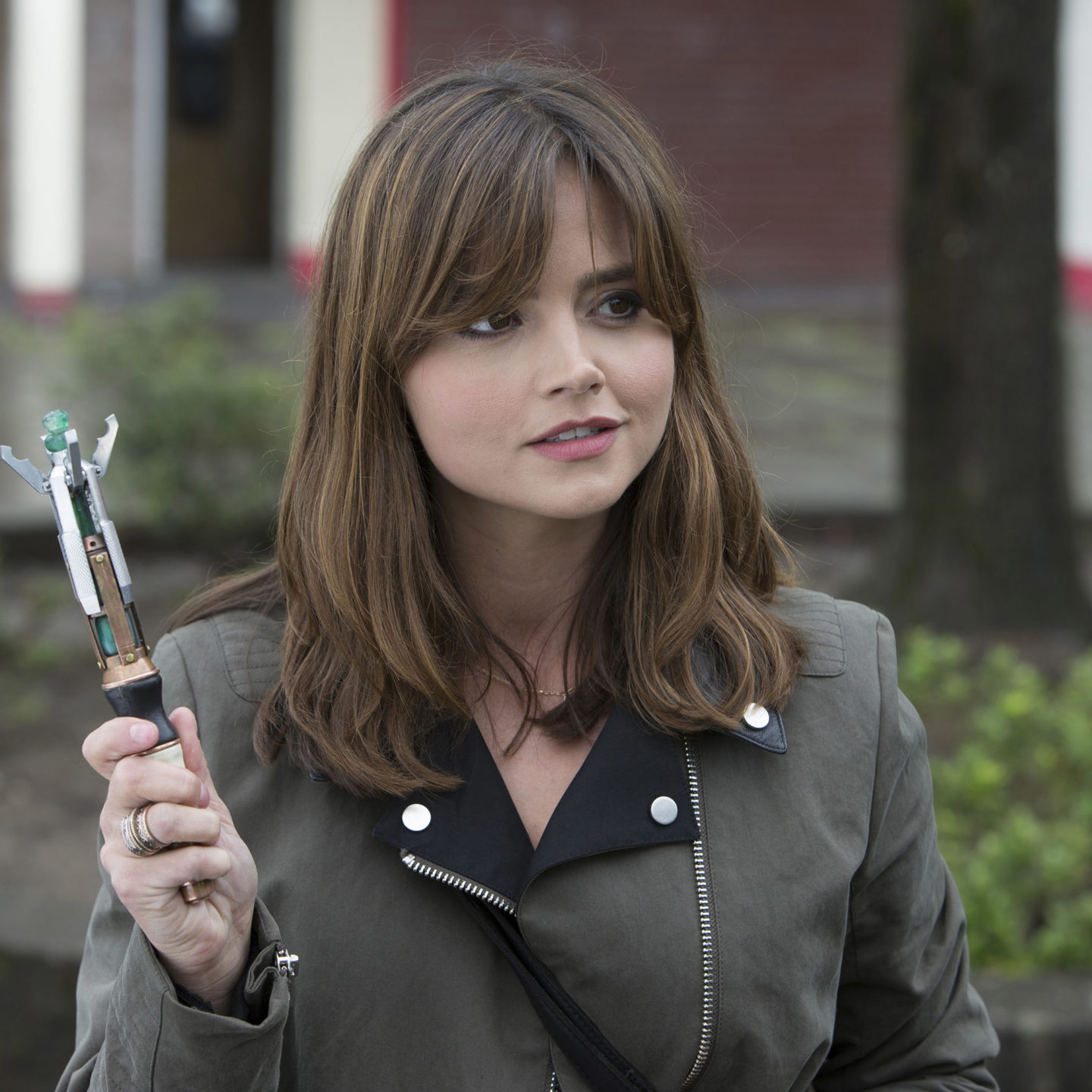 Clara Oswald is the Doctor for the Day – Flatline Review