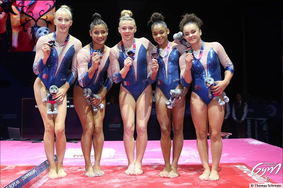 The French Artistic Gymnastics Team Appriciation – April Non Who Feature