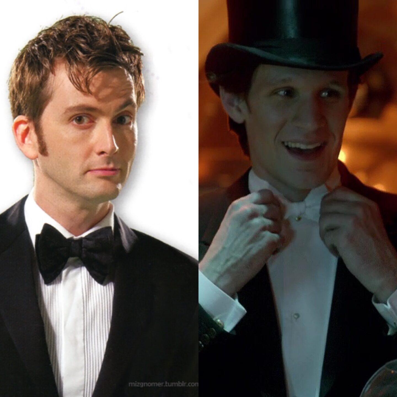 The Doctor's Tuxedo