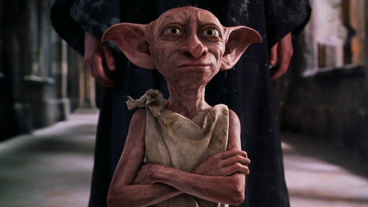 The Importance of House-elves in Harry Potter (October's Non Who Feature)
