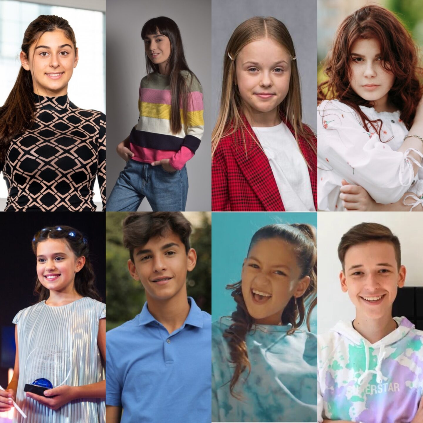 MY TOP 12 JUNIOR EUROVISION 2020 songs (November's Non Who Feature)