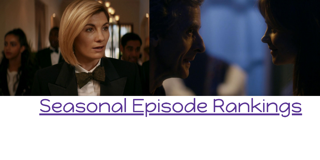 Leigh's Rankings: Festive Season Episode Rankings